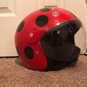 HCI Ladybug 🐞 Motorcycle Helmet